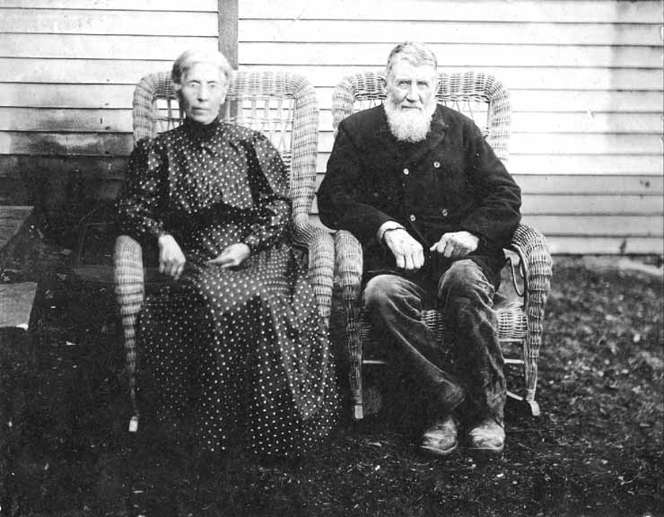 William and Elizabeth Baulch